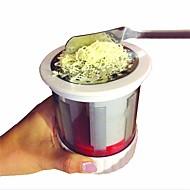 baratos Utensílios de Cozinha-1pç Utensílios de cozinha Plástico Ferramentas / Gadget de Cozinha Criativa Peeler & Grater Uso Diário / para Cheese