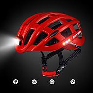 ROCKBROS Voksne Bike Helmet 20 Ventiler EPS Sport Cykling / Cykel - Rød / Blå / Ru Sort Herre / Dame