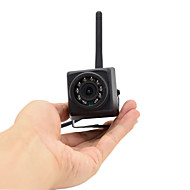 billige Utendørs IP Nettverkskameraer-HQCAM 1080P Waterproof Outdoor IP66 HD Mini Wifi IP Camera Motion Detection Night Vision TF Card Support Android iPhone P2P Camhi 2 mp IP Camera Utendørs Support0 GB