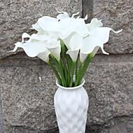 billige Kunstig Blomst-Kunstige blomster 1 Afdeling Enkel Rustikt Calla-lilje Gulvblomst