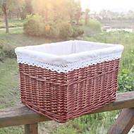 baratos Organização para Lavanderia-cesta de lavanderia / Caixa de Armazenagem Plástico Comum Bolsa de Viagem 1 Caixa de Armazenagem Sacos de armazenamento doméstico