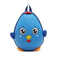 Χαμηλού Κόστους Preschool Backpacks-Γιούνισεξ Τσάντες Συνθετικός σακκίδιο Φερμουάρ Μαύρο / Ρουμπίνι / Ανθισμένο Ροζ