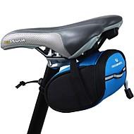 0.9 L Fahrrad-Sattel-Beutel Tragbar Leicht Einfach zu installieren Fahrradtasche 300D Polyester Tasche für das Rad Fahrradtasche Fahhrad