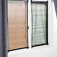 billige Gardiner ogdraperinger-Dørpanelet Gardiner Gardiner Stue Geometrisk Bomull / Polyester Reaktivt Trykk