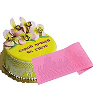 billige Bakeredskap-Bakeware verktøy Silikongel GDS For kjøkkenutstyr Cake Moulds 1pc