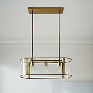 billige Takbelysning og vifter-ZHISHU 3-Light Sylinder Lysekroner Nedlys - Kreativ, Nytt Design, 110-120V / 220-240V Pære ikke Inkludert