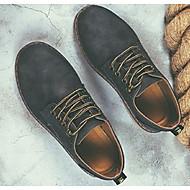 baratos Sapatos Masculinos-Homens Sapatos Confortáveis Couro Ecológico Primavera & Outono Casual Tênis Cinzento / Marron / Castanho Escuro