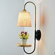 baratos Arandelas de Parede-Retro Luminárias de parede Sala de Estar / Quarto Metal Luz de parede 220-240V 3 W