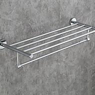 Handtuchhalter Neues Design / Cool Moderne Edelstahl / Eisen 1pc Doppelbett(200 x 200) Wandmontage
