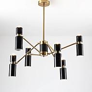 tanie -QIHengZhaoMing Żyrandol Światło rozproszone Galwanizowany Metal 110-120V / 220-240V Ciepła biel Zawiera żarówkę / G9