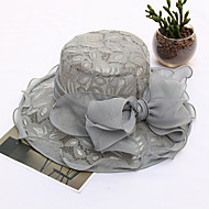 Dantel Dantel / Çiçekli  -  Şapkalar 1pc Düğün / Parti / Gece Başlık