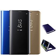 billiga Mobil cases & Skärmskydd-fodral Till Xiaomi Redmi Note 4 / Redmi 5 Plus Plätering / Spegel / Lucka Fodral Enfärgad Hårt PC för Redmi Note 5A / Xiaomi Redmi Note 5 Pro / Xiaomi Redmi Note 4X