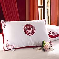 billige Puter-Komfortabel-overlegen kvalitet Hodestøtte comfy Pute Polyester Bomull