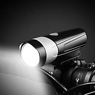 billige Sykkellykter og reflekser-Lommelykter / Frontlys til sykkel LED Sykling Vanntett, Bærbar, Holdbar 300 lm USB-ladet Camping / Vandring / Grotte Udforskning / Sykling
