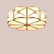 billige Taklamper-3-Light Takplafond 110-120V / 220-240V, Varm Hvit, Pære ikke Inkludert