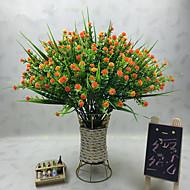 billige Kunstige blomster-Kunstige blomster 1 Gren Klassisk Moderne Planter Bordblomst