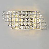 baratos Arandelas de Parede-QIHengZhaoMing Cristal LED / Moderno / Contemporâneo Luminárias de parede Lojas / Cafés / Escritório Metal Luz de parede 110-120V / 220-240V 3 W