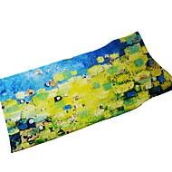 baratos Toalha de Banho-Qualidade superior Toalha de Banho, Geométrica / 3D Poliéster / Algodão Banheiro 1 pcs