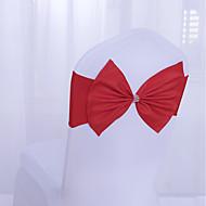 Χαμηλού Κόστους Χριστουγεννιάτικα Διακοσμητικά-Διακόσμηση Διακοπών Πρωτοχρονιά / Χριστουγεννιάτικα Διακοσμητικά Χριστουγεννιάτικα στολίδια Πάρτι / Διακοσμητικό / Γάμος Κόκκινο / Μπλε / Σκούρο κόκκινο 10pcs