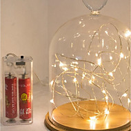 cheap Holiday Decorations-3m String Lights 30 LEDs Waterproof AA Batteries Powered Christmas Festival New year Gift Lamp