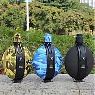 billige Sykkeltilbehør-Vannflasker Kompas, Sammenleggbar, Multifunksjonell Camping & Fjellvandring / Utendørs Trening / Reise silica Gel Grønn / Blå / Kamuflasje - 1 pcs