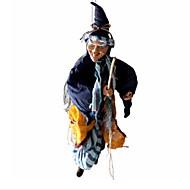 baratos -Decorações de férias Decorações de Halloween Halloween Entertaining Decorativa Azul 1pç