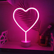 billiga Belysning-1set LOVE LED Night Light RGB AA Batterier Drivs Kreativ / Bröllop / Säkerhet Batteri / <5 V