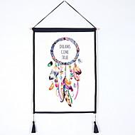 billige Veggdekor-Nyhet / Stilleben Veggdekor polyester Parfymert Veggkunst, Veggtepper Dekorasjon