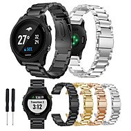 billiga Smart klocka Tillbehör-Klockarmband för Forerunner 935 Garmin Klassiskt spänne Metall / Rostfritt stål Handledsrem
