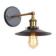 billige Vegglamper-Mini Stil / Kreativ Retro / vintage / Land Vegglamper Stue / Leserom / Kontor Metall Vegglampe 110-120V / 220-240V