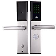 billige Intelligente låser-Factory OEM Rustfritt Stål Intelligent Lås Smart hjemme sikkerhet iOS / Android System RFID / Åpne rekordforespørsel / Tilfeldige sikkerhetskodeinnstillinger Hjem / Soveværelse / Leilighet (Lås opp