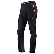 cheap -Nuckily Men's Cycling Pants Bike Pants / Trousers Tights Bottoms Waterproof Breathable Quick Dry Sports Classic Polyester Black Mountain Bike MTB Road Bike Cycling Clothing Apparel Advanced Relaxed