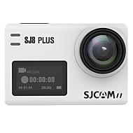 billige Overvåkningskameraer-sjcam sj8plus bult-in mikrofon støtte minnekort berøringsstyringsstøtte 128 gb flerspråklig single shot burst modus time-lapse 30 m