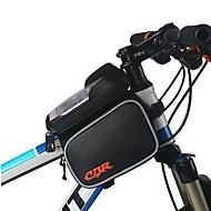 Χαμηλού Κόστους Κάλυμμα ποδηλάτου-Τσάντα για σκελετό ποδηλάτου 6 inch Ποδηλασία για iPhone 8 Plus / 7 Plus / 6S Plus / 6 Plus Μαύρο