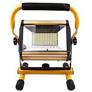 tanie Naświetlacze-BRELONG® 1 szt. 100 W Reflektory LED Przygaszanie Biały / Czerwony / Niebieski 3.7 V Oświetlenie zwenętrzne / Dziedziniec / Ogród