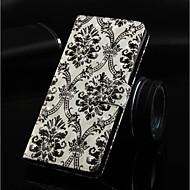 billiga Mobil cases & Skärmskydd-fodral Till Apple iPhone XR / iPhone XS Max Plånbok / Korthållare / med stativ Fodral spetsar Utskrift Hårt PU läder för iPhone XS / iPhone XR / iPhone XS Max
