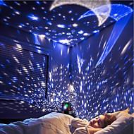 billiga Belysning-brelong 1 st projektionsstrålkastare<5v svart / blå