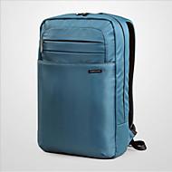 cheap School Bags-Men's Bags Nylon School Bag Zipper Red / Purple / Brown