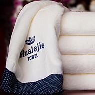 billige -Overlegen kvalitet Badehåndkle, Geometrisk Ren bomull Baderom 1 pcs