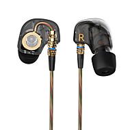 billiga Headsets och hörlurar-ATE I öra Kabel Hörlurar Koppar Mobiltelefon Hörlur headset