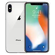 Apple iPhone X A1865 5.8 pollice 64GB Smartphone 4G - RISTRUTTURATO(Argento)