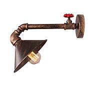 billige Vegglamper-OYLYW Mini Stil Antikk / Retro / vintage Vegglamper Stue / Spisestue Metall Vegglampe 110-120V / 220-240V 60 W