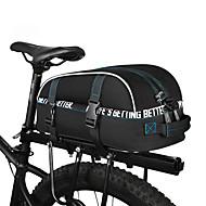 Χαμηλού Κόστους Διπλές τσάντες σέλας ποδηλάτου-ROSWHEEL 8 L Τσάντα αποσκευών για ποδήλατο / Διπλή τσάντα σέλας ποδηλάτου Αδιάβροχη, Αδιάβροχο, Πολυεπίπεδο Τσάντα ποδηλάτου 600D Ripstop Τσάντα ποδηλάτου Τσάντα ποδηλασίας Ποδηλασία Υπαίθρια Άσκηση