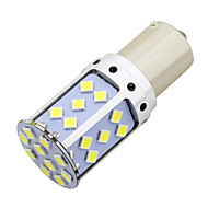 cheap Car Light Accessories-SO.K 2pcs 1156 Car Light Bulbs 10 W SMD 3030 1800 lm 35 LED Turn Signal Light / Motorcycle Lighting / Accessories For universal All years