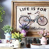 billige Kunstige blomster-Kunstige blomster 1 Gren Klassisk / Singel Rustikk / Enkel Stil Vase Bordblomst