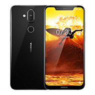 "NOKIA X7 6.18 inch "" Smartphone 4G (6GB + 128GB 12 mp / 13 mp Snapdragon 710 AIE 3500 mAh mAh) / camere duble"