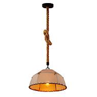 billige Takbelysning og vifter-Industriell Anheng Lys Nedlys Metall Stof Øyebeskyttelse, Reb, Kreativ 110-120V / 220-240V