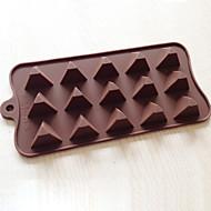 Χαμηλού Κόστους Εργαλεία ψησίματος και ζαχαροπλαστικής-Εργαλεία ψησίματος Σιλικόνη Δημιουργική Κουζίνα Gadget Καινοτόμα εργαλεία κουζίνας Ορθογώνιο Εργαλεία επιδόρπιο 1pc