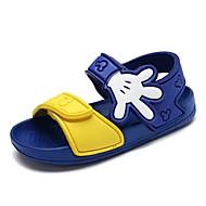 baratos Sapatos de Menino-Para Meninos / Para Meninas Sapatos EVA Primavera Conforto Sandálias para Bébé Preto / Azul / Rosa claro