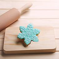 billiga Kök och matlagning-Bakeware verktyg Specialmaterial Jul Tårta / Kaka / Choklad Pepparkaksformar 1st